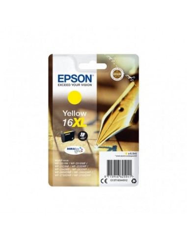 Cartuccia Epson wf2510 giallo - Cartucce WORKFORCE - R&D Cartoleria