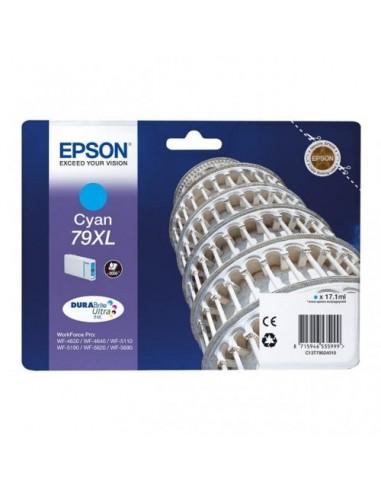 CARTUCCIA EPSON T7902 XL CIANO WF5110DW BLISTERATA da 36,18€ - R&D...