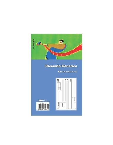 RICEVUTA GENERICA COD.S3095/1602/E5563C da 1,83€ - R&D Cartoleria