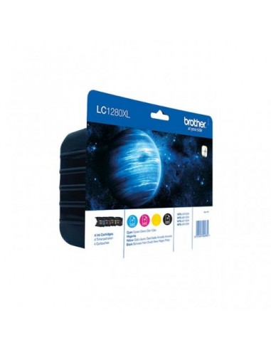 CONF. CARTUCCE MULTIPACK BROTHER LC-1280 XL da 102,22 € - R&D Carto...