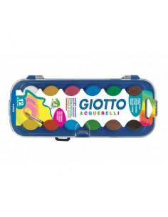 Acquerelli Giotto 12 colori - Acquerelli prezzi - R&D Cartoleria
