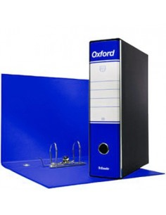 CLASSIFICATORE PER FATTURE OXFORD BLU DORSO 8 G85 da 3,26 € - R&D C...