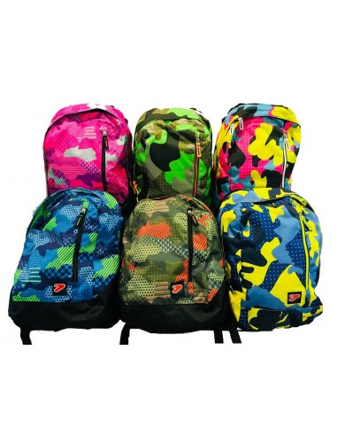 ZAINO SEVEN 2018 DOUBLE BACKPACK COLOR CAMOUFLAGE da 68,90 € - R&D ...