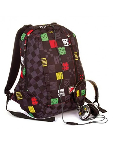 ZAINO SEVEN DOUBLE BACKPAK EMO BOY 2013 da 65,67 € - R&D Cartoleria