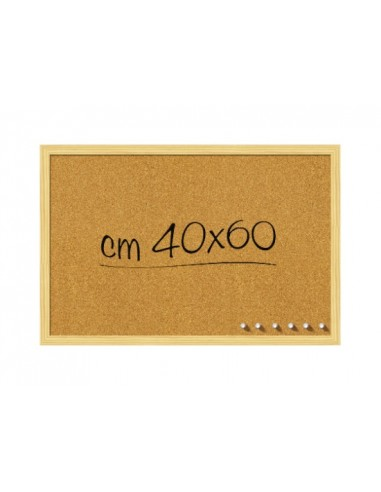 PANNELLO SUGHERO 40 X 60 ECONOMICA CORNICE LEGNO da 5,12€ - R&D Ca...