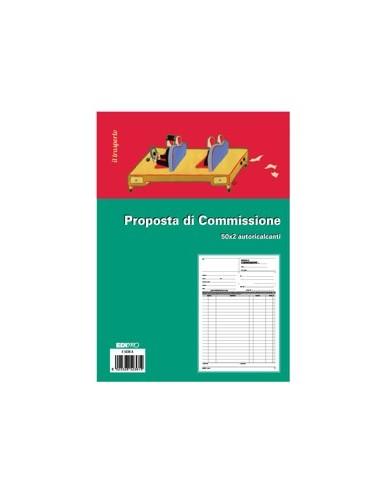 COPIA COMMISSIONE 2 COPIE A/4 COD.1232 RIC. S3130 da 4,42€ - R&D C...