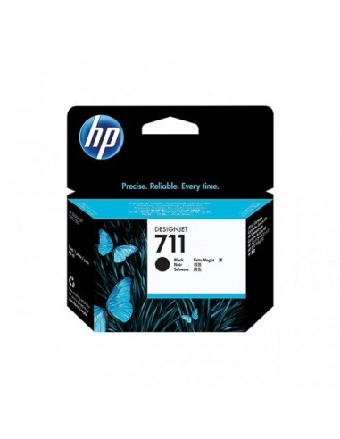 CARTUCCIA HP 711 BLACK CZ133A 80 ML da 70,88 € - R&D Cartoleria