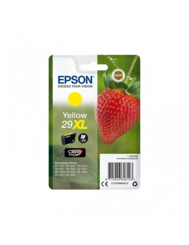 CARTUCCIA EPSON T29 T2994 XP-235 GIALLO COMPATIBILE da 4,27 € - R&D...
