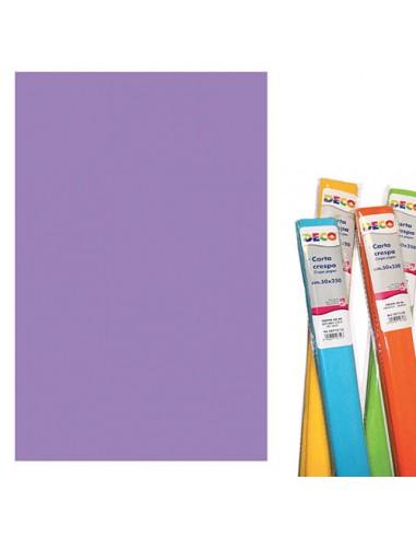CARTA CRESPA VIOLA * da 0,49€ - R&D Cartoleria